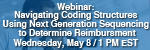 Navigating Coding Structures Using Next Generation Sequencing to Determine Reimbursement
